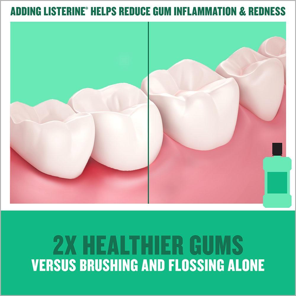 Listerine Freshburst Floss and rinse