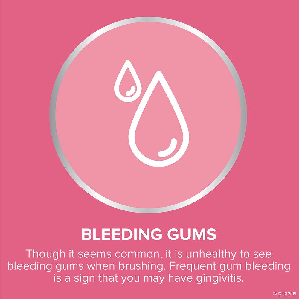listerine gum therapy bleeding gums