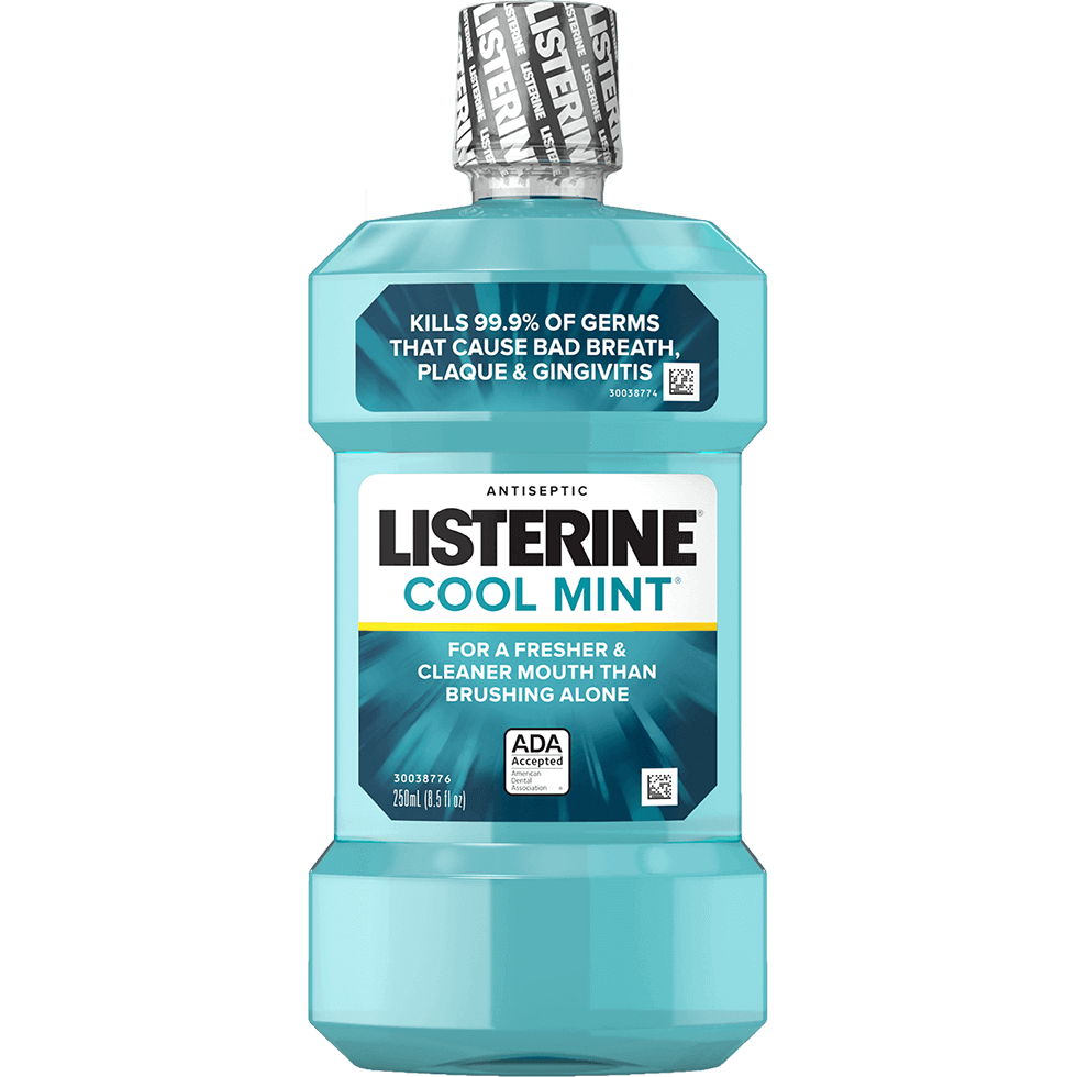 LISTERINE® Cool Mint Antiseptic Mouthwash