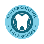 Tartar control & kills germs