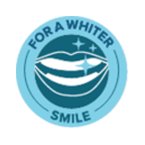 For a whiter smile