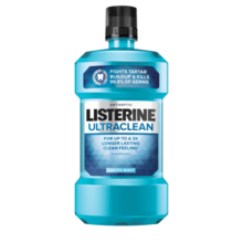 LISTERINE® ULTRACLEAN® ARCTIC MINT® Antiseptic Mouthwash Image