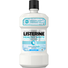 LISTERINE® Healthy White Restoring Mouthwash