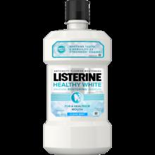 LISTERINE® Healthy White Restoring Mouthwash